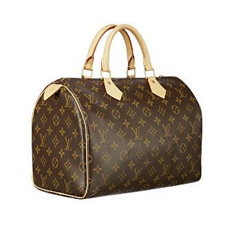Bolso Louis Vuitton Speedy 30 Segunda Mano
